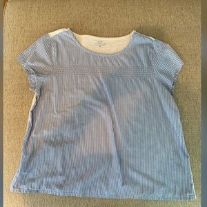 Vineyard Vines cotton blouse